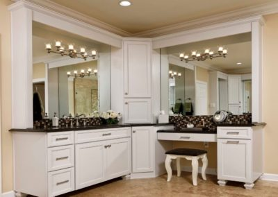 Master bath vanity 1